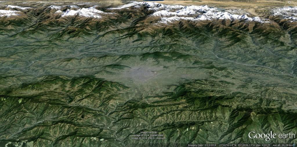 KathmanduValleyMtns_GoogleEarth